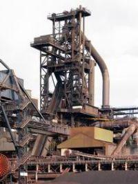 На Магнитогорском металлургическом комбинате завершен капитальный ремонт доменной печи 9 с установкой бесконусного...