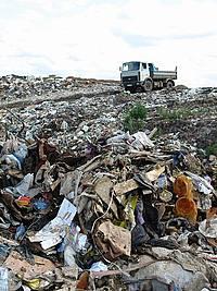 Общий объем накопленных ТБО по Казахстану составляет более 100 млн. тонн