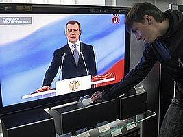 Медведев сказал свое слово в президентстве. Он сделал то, чего не было ни у Ельцина, ни у Путина