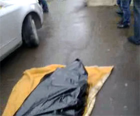 Как в Москве умирал свердловчанин. 25 минут ужаса. ВИДЕО