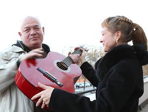 Давайте отправим песню «Наш дурдом голосует за Путина!» на «Евровидение»