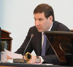 Губернатор Михаил Юревич: «Это кому там смешно? Я о серьезных вещах говорю!»