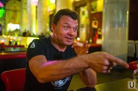 Интервью с Игорем Мишиным.