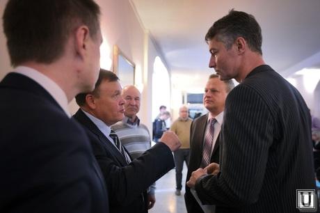 Заседание гордумы Екатеринбурга, ройзман евгений, крицкий владимир