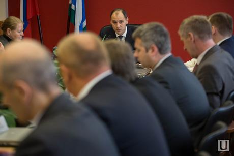Заседание правительства СО по ситуации с банками. Екатеринбург, паслер денис, заседание правительства