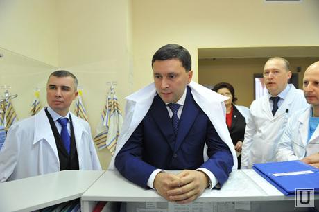 Дмитрий Кобылкин. Губернатор ЯНАО. Ноябрьск, кобылкин дмитрий