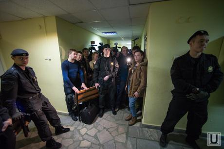 Приговор Дмитрия Лошагина. Екатеринбург , журналисты, СМИ, судебные приставы