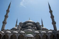 Открытая лицензия на 21.07.2015. Ислам., мечеть, турция, стамбул