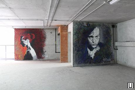 Граффити которые рисуют дети