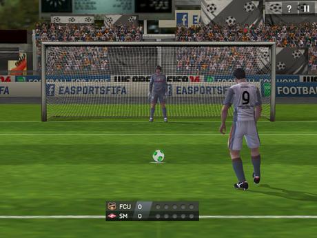 скачать игру про футбол на андроид бесплатно без интернета - фото 2