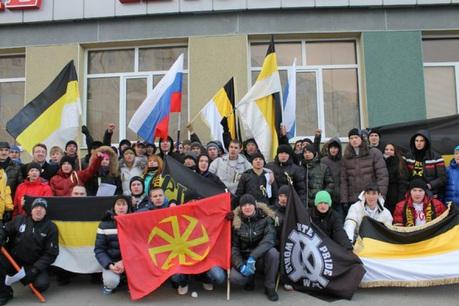 «Русский марш» в Сургуте пройдёт под лозунгом «Нет войне с Украиной»