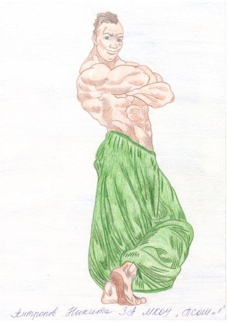 конкурс детского рисунка рублевский: