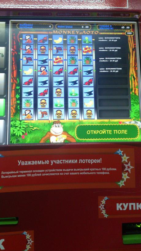 Работает сеть игровых автоматов - URA Ru