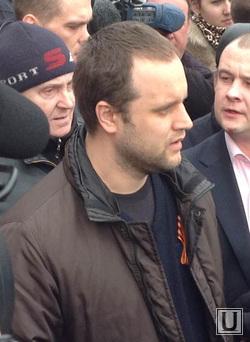 Задержан народный губернатор