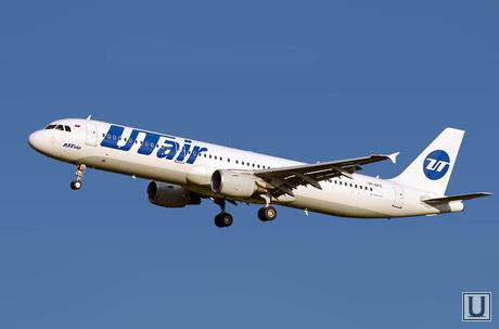 Жителям Нижневартовска презентовали новый лайнер авиакомпании ЮТэйр