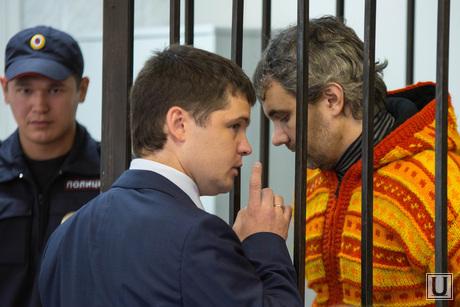 Суд по Дмитрию Лошагину. Екатеринбург