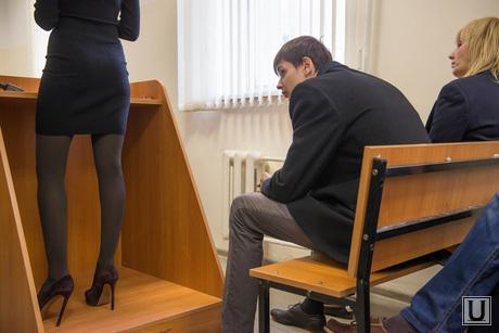 Заседание по делу Дмитрия Лошагина. Екатеринбург