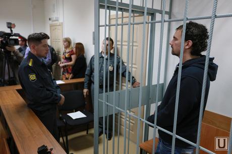 Лошагин в суде 2