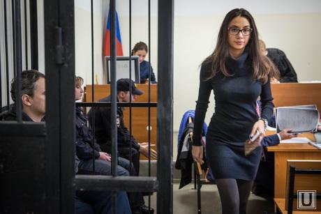 Заседание по делу Дмитрия Лошагина. Екатеринбург, алиева лейла