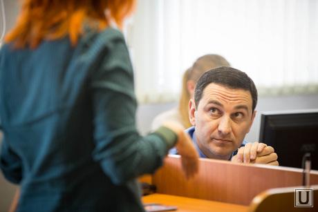 Суд Лошагин, заседание второе. Екатеринбург