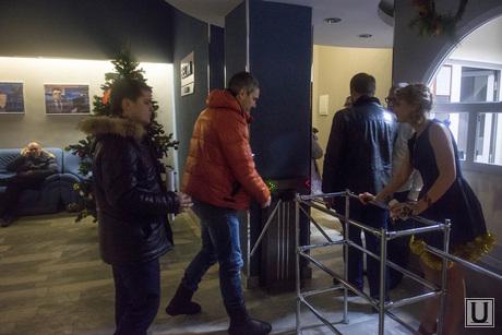 Дмитрий Лошагин прибыл на СГТРК. Екатеринбург