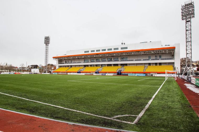 Стадион ФК