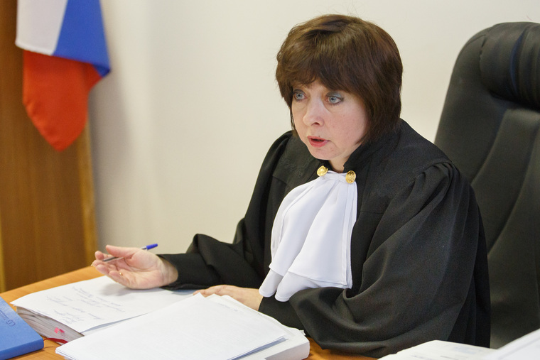Несостоявшийся суд Лошагина. Екатеринбург