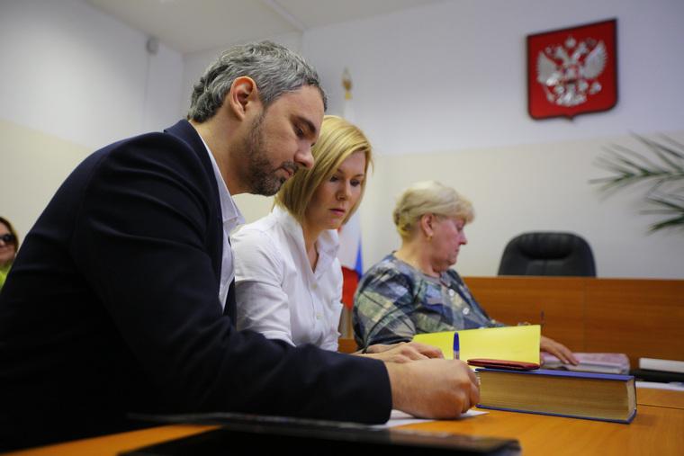 Суд Рябова против Лошагина. Екатеринбург