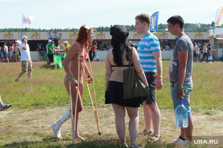 Нашествие русских проституток