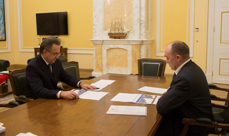 Проект регионального центра по шорт-треку в Челябинске включен в федеральную программу Минспорта