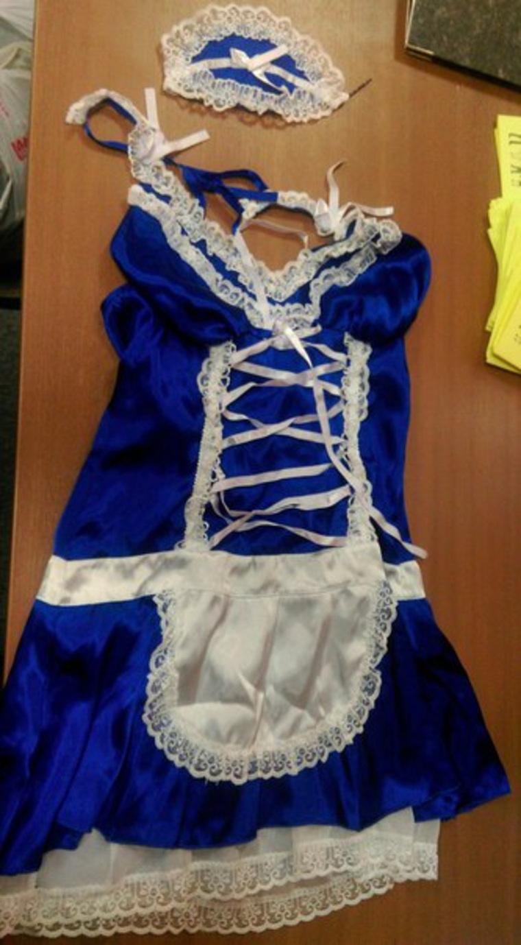 Эротическая одежда на прислуге смотреть онлайн 30 фотография