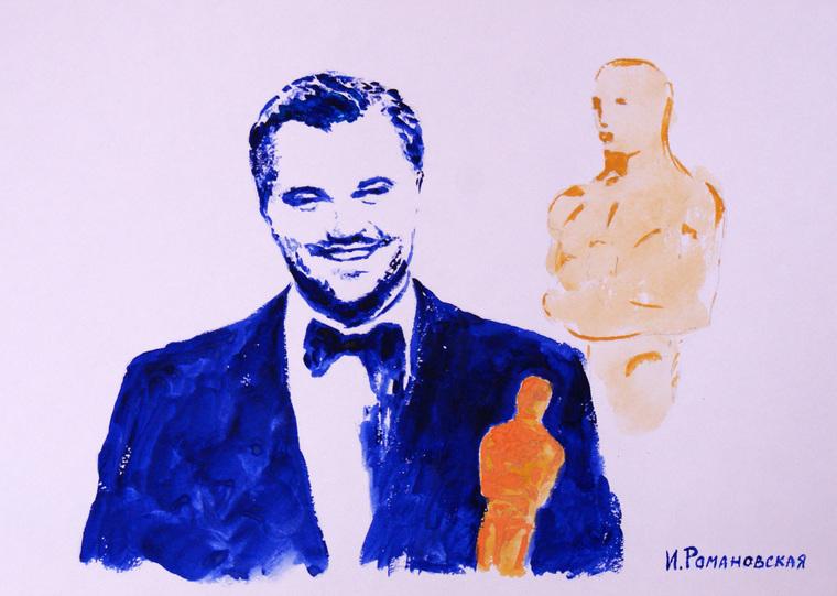 ДиКаприо был неединственным, кто получил «Оскара» впервый раз