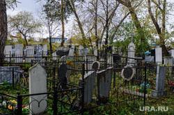 На Урале задержали разорителя детской могилы
