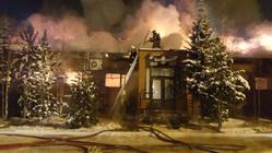 новом уренгое пожар ночном клубе фото видео