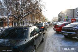 Жители Кургана жалуются, что светофоры собирают пробки